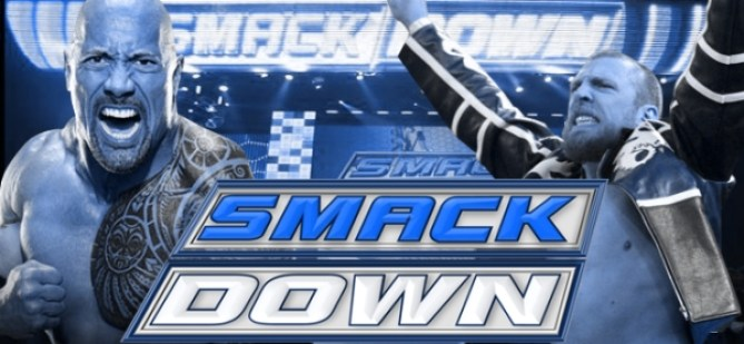 WWE Friday Night SmackDown 31st October (2014)