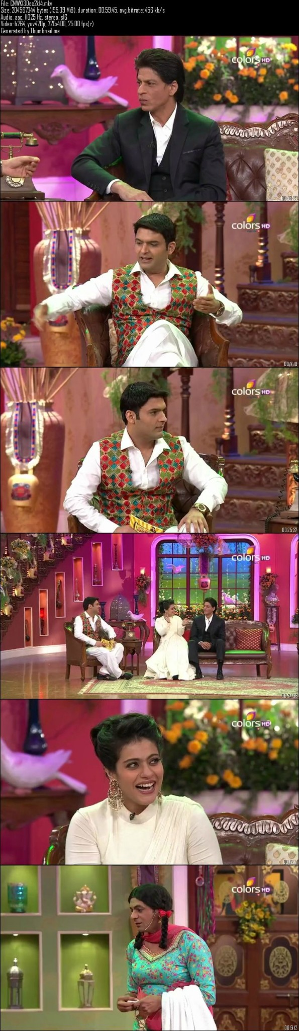 Comedy Nights With Kapil 13th December (2014)