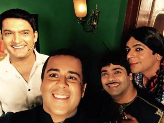 Comedy Nights With Kapil 7th December (2014)