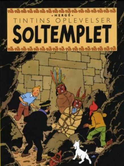 Tintin and the Temple of the Sun (1969)