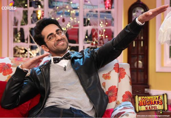 Comedy Nights With Kapil 25th January (2015)
