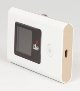 CableFree MiFi LTE CPE device