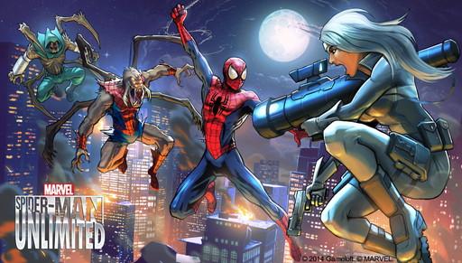 Epic Movie Hd Wallpapers 「スパイダーマン・アンリミテッド」にスパイダーxなど新スパイディが参戦 4gamer Net