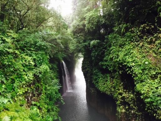真名井の滝  高千穂峡
