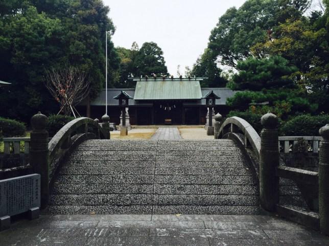 明治川神社|安城市