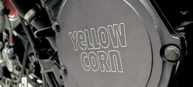 Yellow Corn略してイエコン。それは危険な戦士という意味である