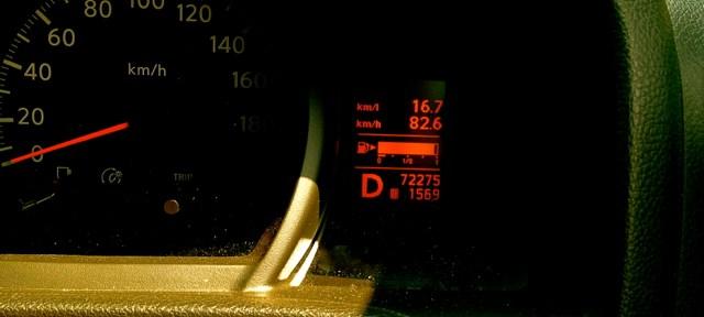 NV200の燃費とディーゼル仕様の話