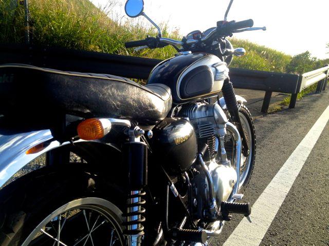 KawasakiのW650を買ってしまいました