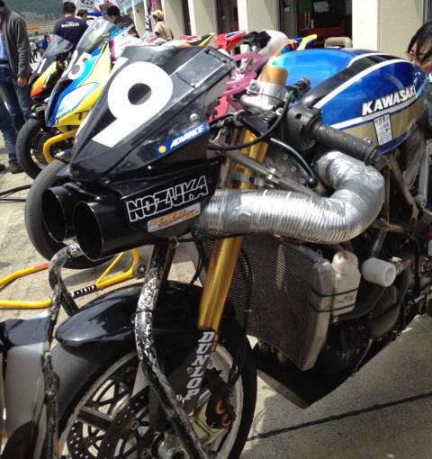 Z600 | アサヒナレーシング