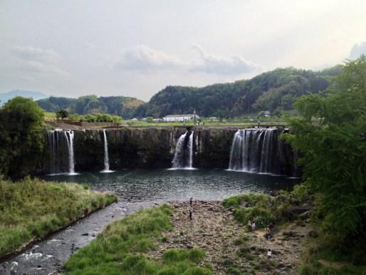原尻の滝 |大分県豊後大野市