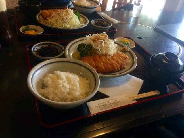 レストラン庄山 とんかつ定食