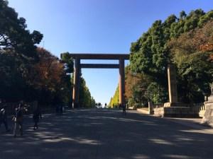 大鳥居 | 靖国神社