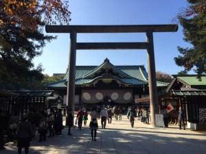 拝殿 | 靖国神社