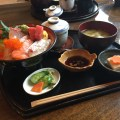 特上海鮮丼 | 塚本鮮魚店