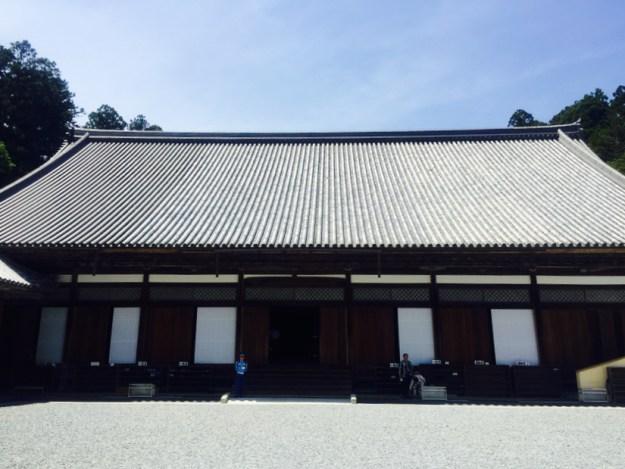国宝瑞巌寺本堂