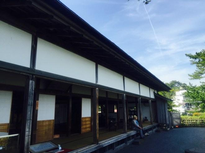 日本三景松島観瀾亭