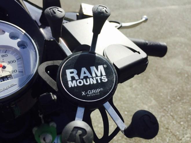 RAM MOUNTS(ラムマウント)Xグリップ
