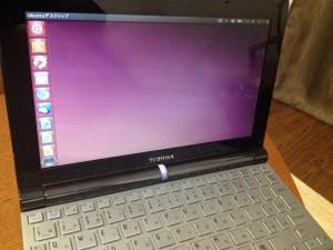 Ubunt  14.04 LTS | Dynabook