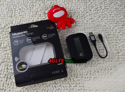 HUAWEI E5151 Package