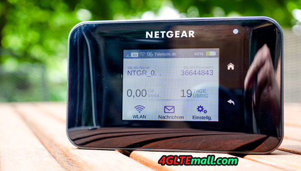 netgear AC810S home