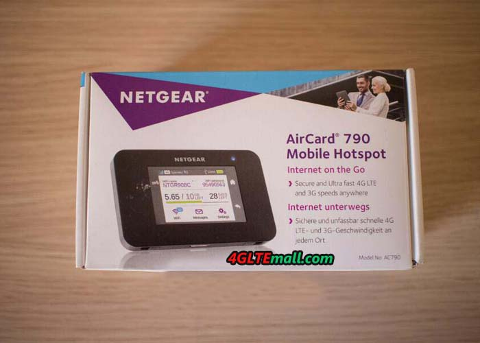 Aircard 790s package