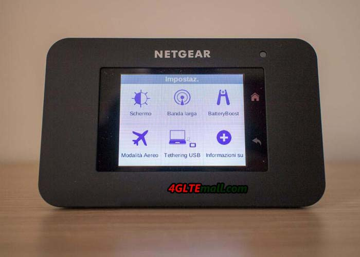 netgear aircard 790s settings