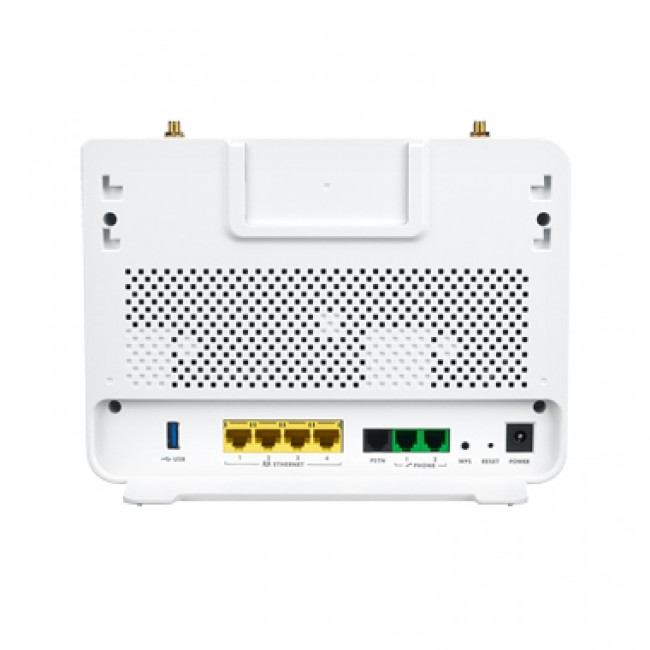 ZyXEL LTE5121 4G LTE Indoor CPE Router Specs & Review