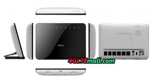 ZTE MF28D 4G LTE CPE WiFi Router