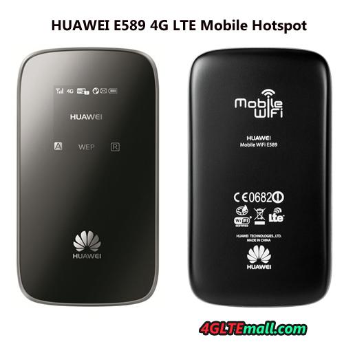 Huawei E589 4G LTE Mobile Pocket WiFi Hotspot