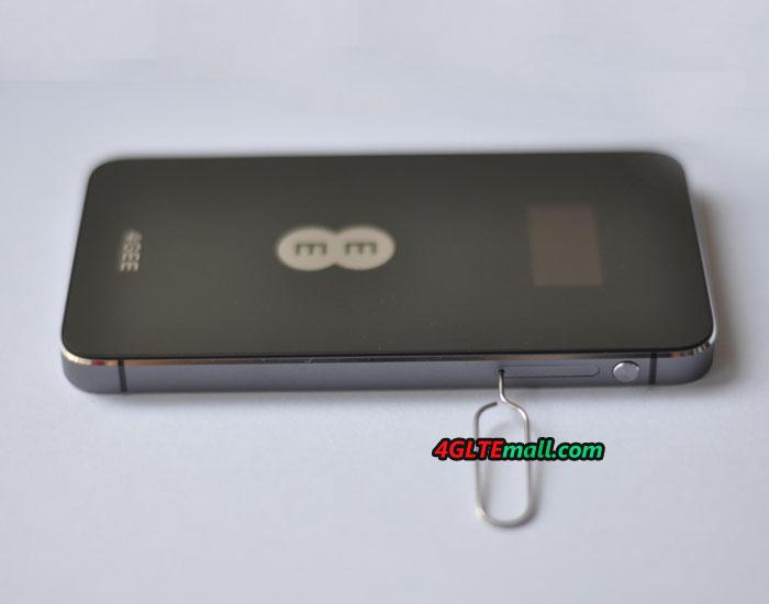 Huawei E5878 SIM Design