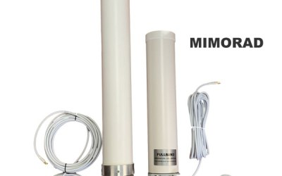 MIMORAD PLUS – New Higher Gain Outdoor MIMO 4G Antenna
