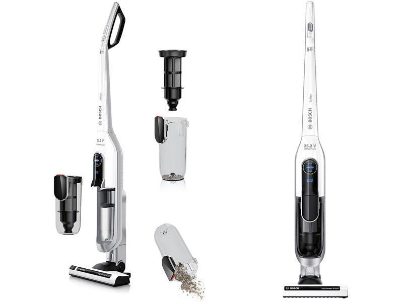 Vacuum Cleaners : Bosch Athlet Cordless Handstick Vacuum