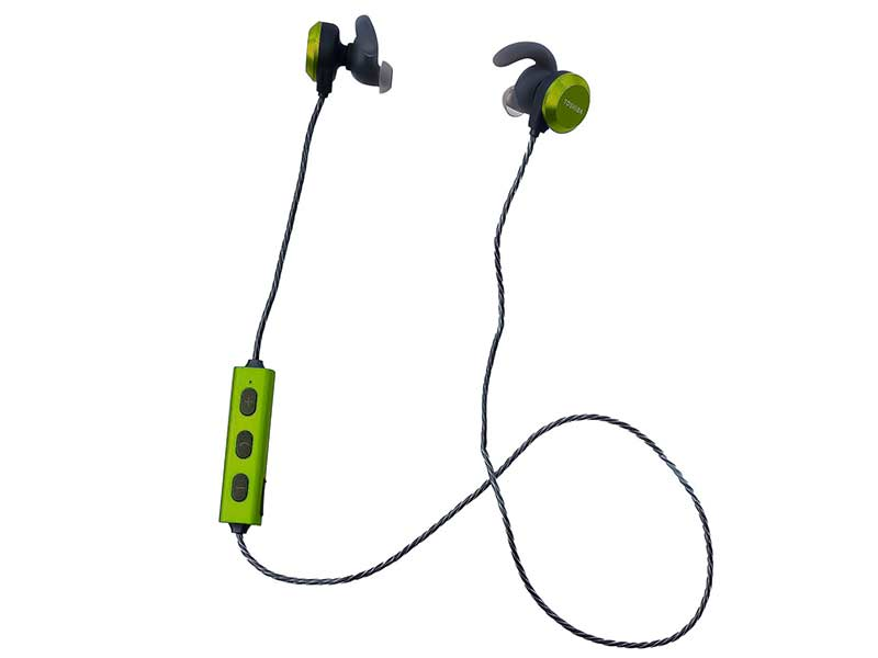 All Products : Toshiba BT Magnetic Earphone Green (M-RZE