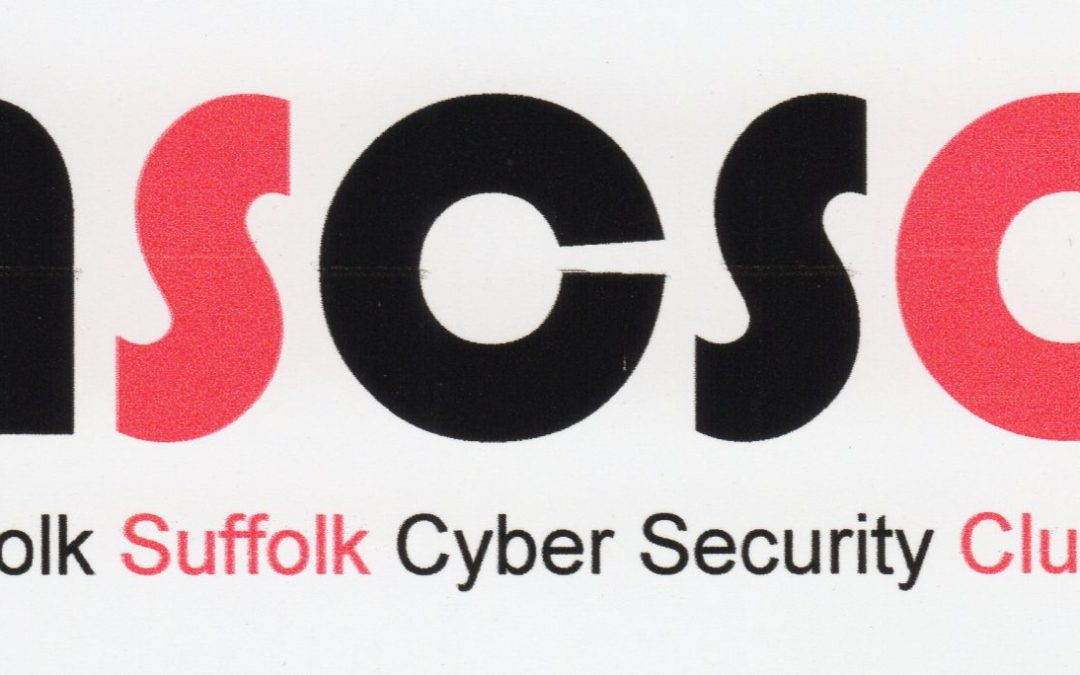 Suffolk Launch of NSCSC