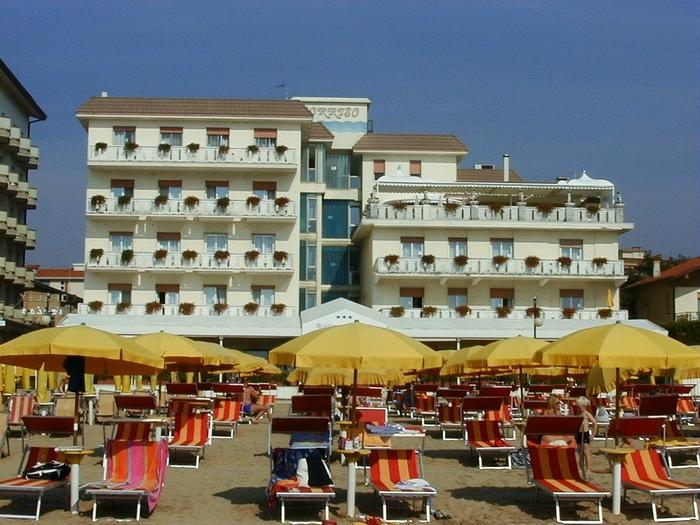 Hotel Villa Sorriso Jesolo  hotel e residence 3 stelle in