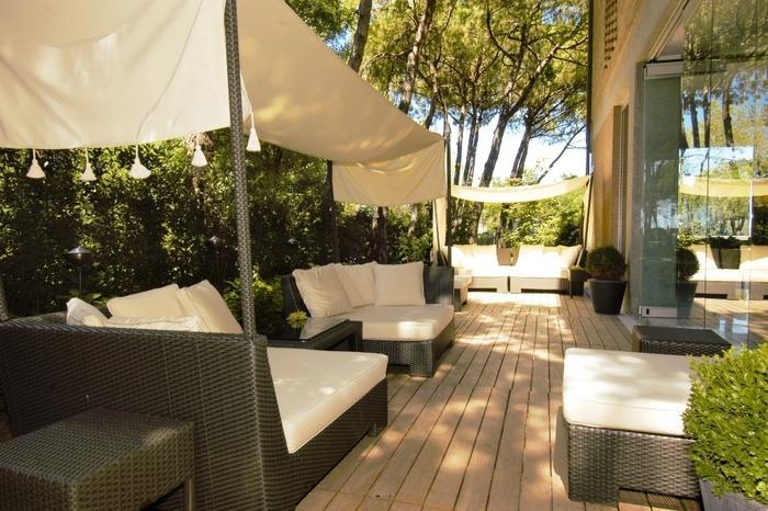 Hotel Mediterraneo Jesolo 4 stelle frontemare in Pineta