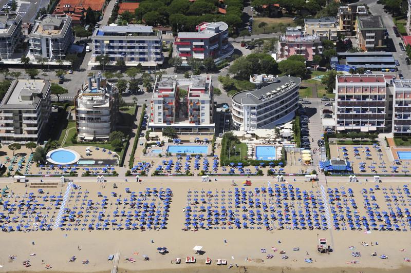 Hotel Orient  Pacific Jesolo fronte mare