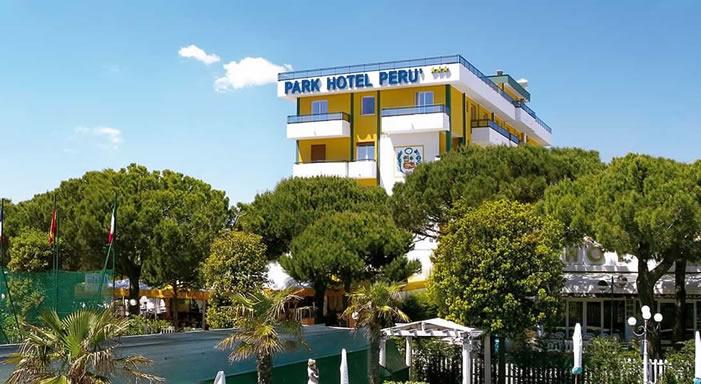Park hotel Per 3 stelle jesolo  piscina solarium