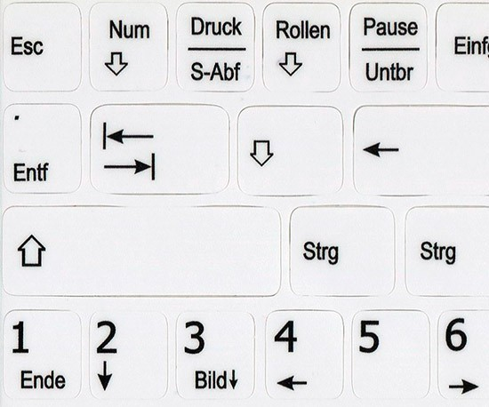 Function German non-tr PC