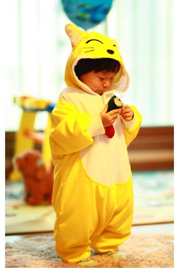 Fox Baby Animal Onesie  4kigurumicom