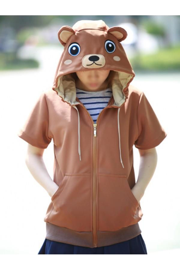 Brown Bear Animal Hoodie