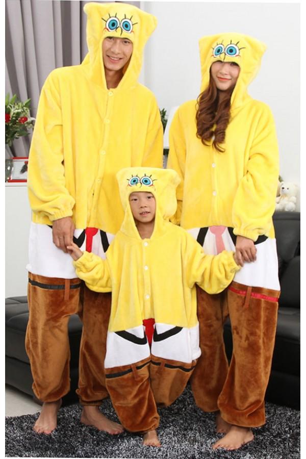 Spongebob Squarepants Onesie  4kigurumicom