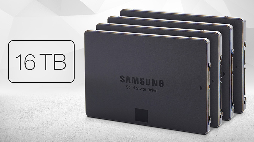 The World's Largest 16TB SSD by Samsung Was Just Unveiled | 4K Shooters