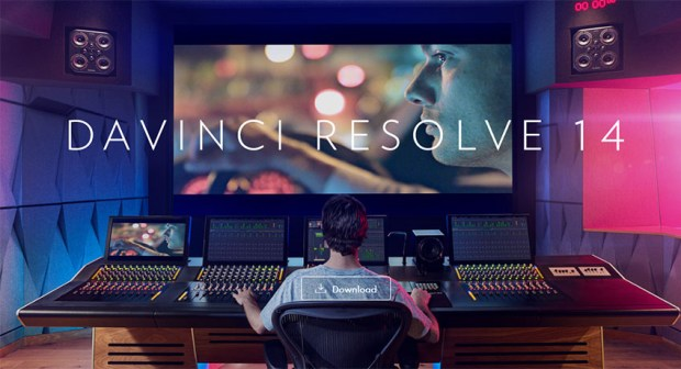 DaVinci Resolve 14 mac crack
