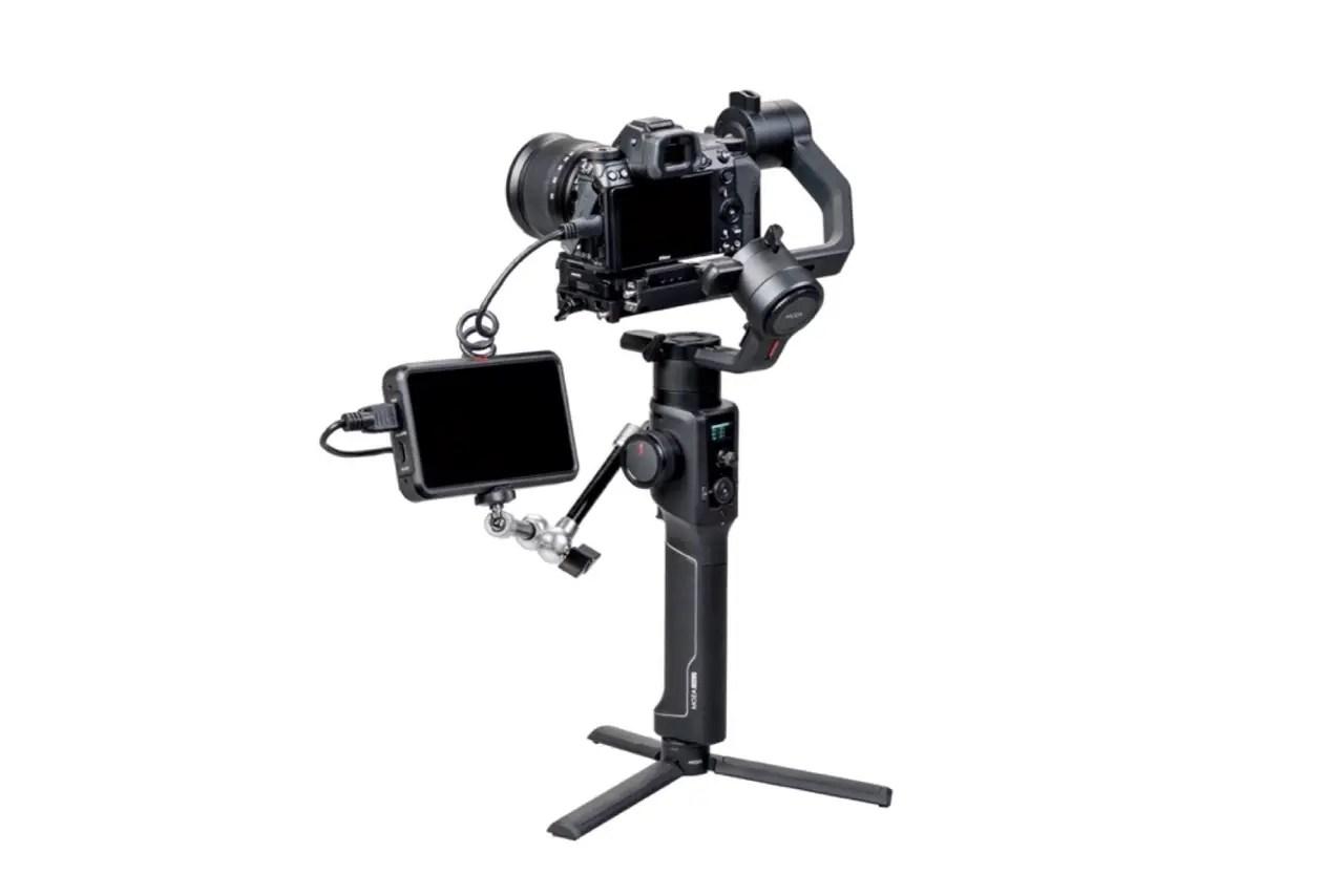 MOZA Air 2 Gimbal Included in the Nikon Z6 Filmmaker's Kit