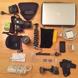 Packliste_Elektronik_Technik_Macbook