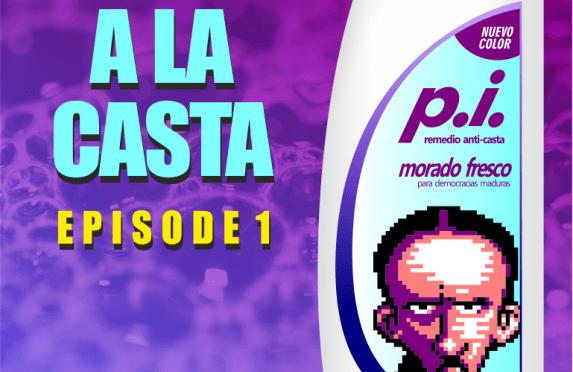 Adiós a la Casta. Episode 1. [Descarga Amstrad CPC]
