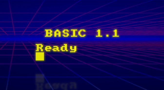 Basic 1.1 – Ready. A Chiptune Compilation.