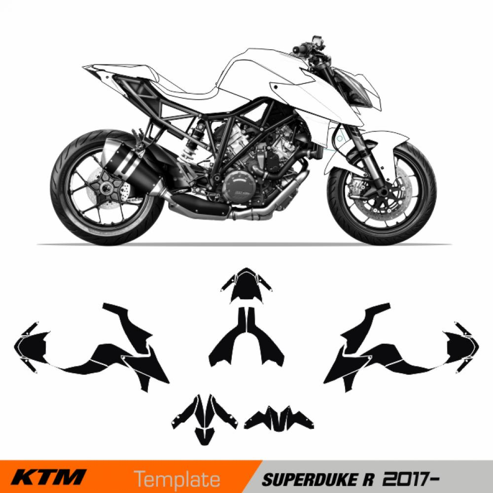 Motorradaufkleber / Bikedekore / Wheelskinzz