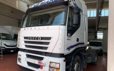 Iveco trattore ecostralis 460
